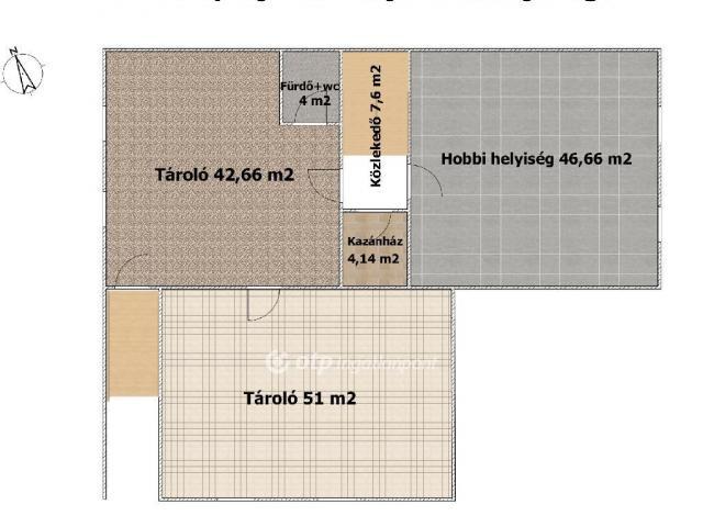Eladó családi ház, Alsónémediben 84.99 M Ft, 5+1 szobás