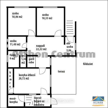 Eladó családi ház, Szekszárdon 44.5 M Ft, 6 szobás