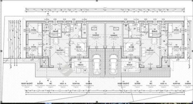 Eladó ikerház, Albertirsán, Bethlen utcában 38.9 M Ft, 5 szobás