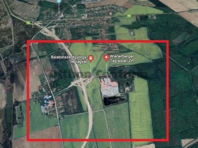 Eladó telek, Balatonszentgyörgyön 43 M Ft / költözzbe.hu