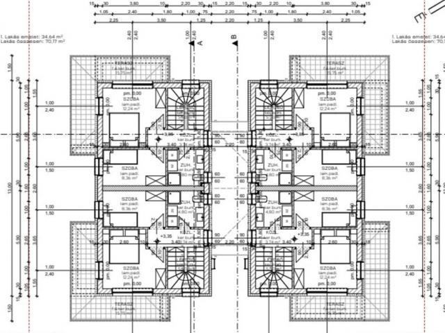 Eladó téglalakás, Albertirsán 36 M Ft, 3 szobás