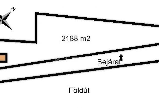 Eladó telek, Ágfalván 3.4 M Ft / költözzbe.hu