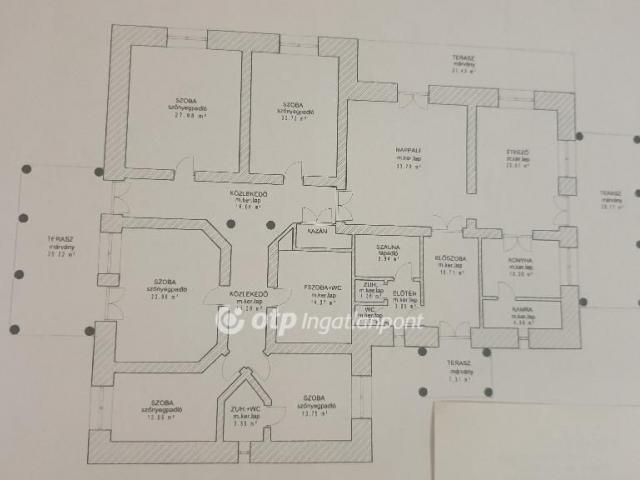 Eladó családi ház, Nyékládházán 69 M Ft, 6 szobás