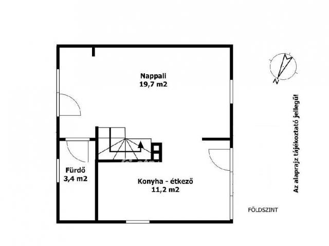 Eladó nyaraló, Tamásiban 26.073 M Ft, 2+1 szobás