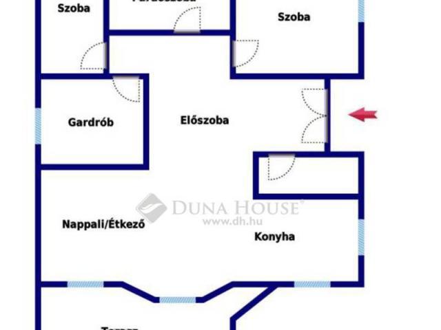 Eladó családi ház, Délegyházán, Bányász soron 61.9 M Ft