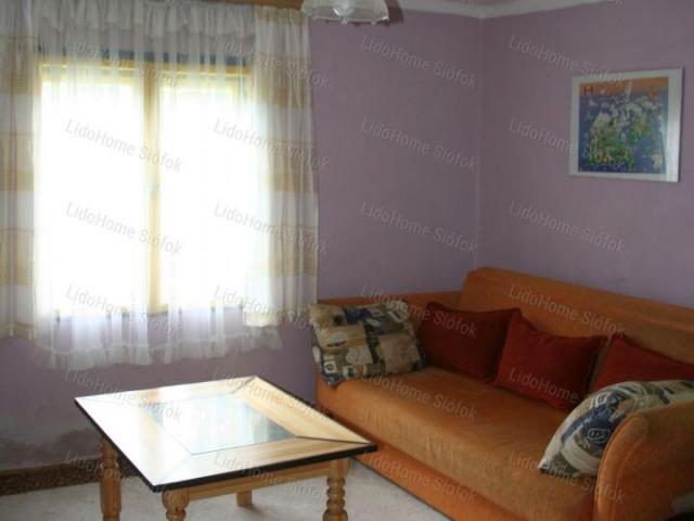 Eladó nyaraló, Siófokon 12.9 M Ft, 1 szobás