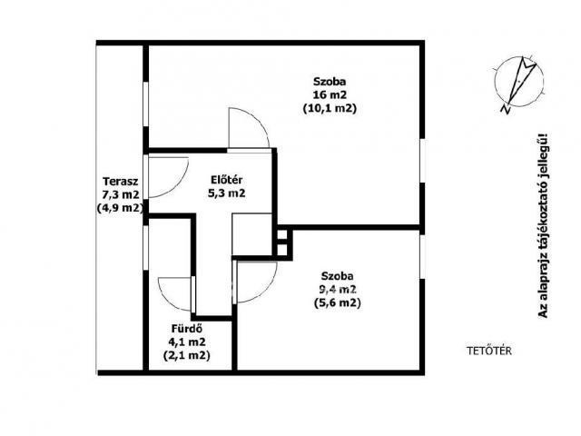Eladó nyaraló, Tamásiban 25.492 M Ft, 2+1 szobás