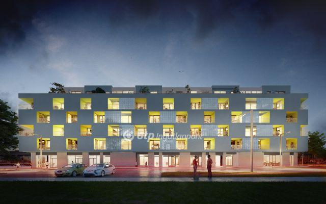 Eladó téglalakás, Győrött 37.1 M Ft, 2+1 szobás