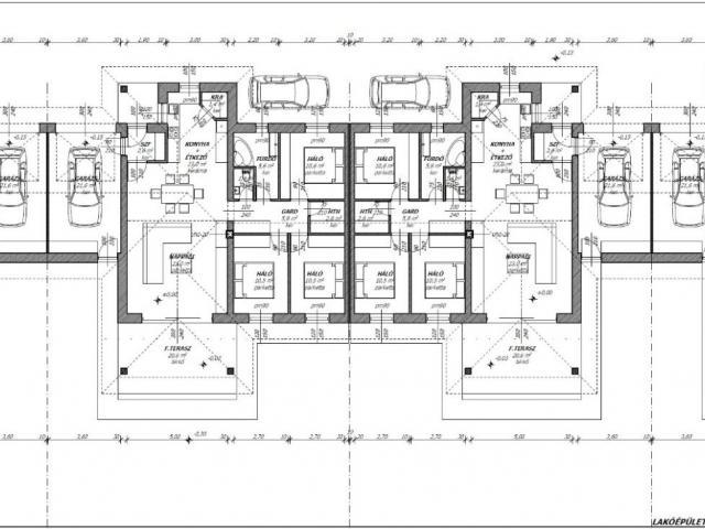 Eladó sorház, Székesfehérvárott 55 M Ft, 1+3 szobás