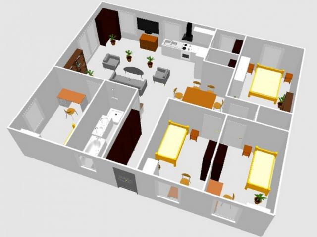 Eladó ikerház, Szigetszentmiklóson 54 M Ft, 3 szobás