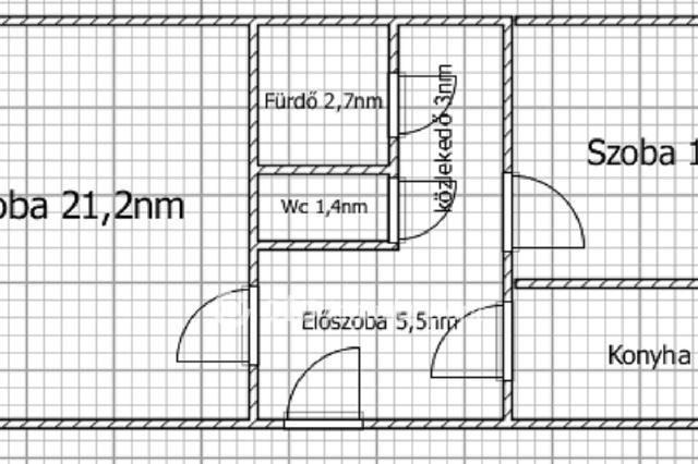 Eladó téglalakás, Ajkán 15.8 M Ft, 2 szobás