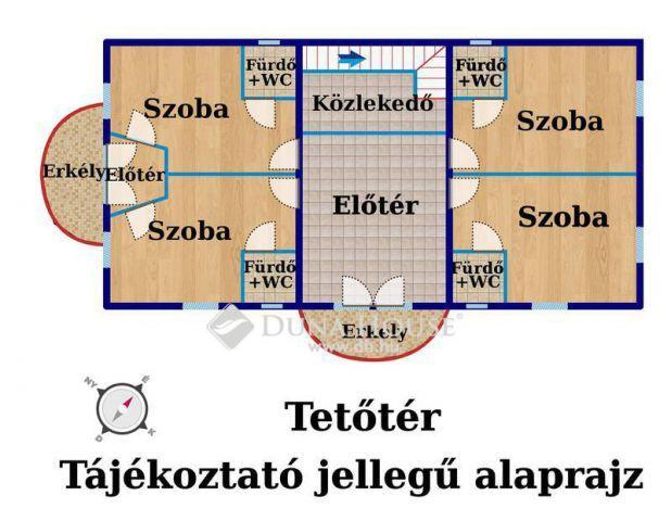 Eladó családi ház, Érden 69 M Ft, 6 szobás