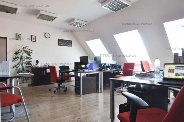 Kiadó iroda, Budapesten, III. kerületben 1132 E Ft / hó, 8 szobás