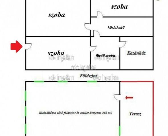 Eladó családi ház, Budakeszin 130 M Ft, 5 szobás