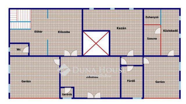 Eladó családi ház, Budapesten, II. kerületben 229 M Ft, 6 szobás