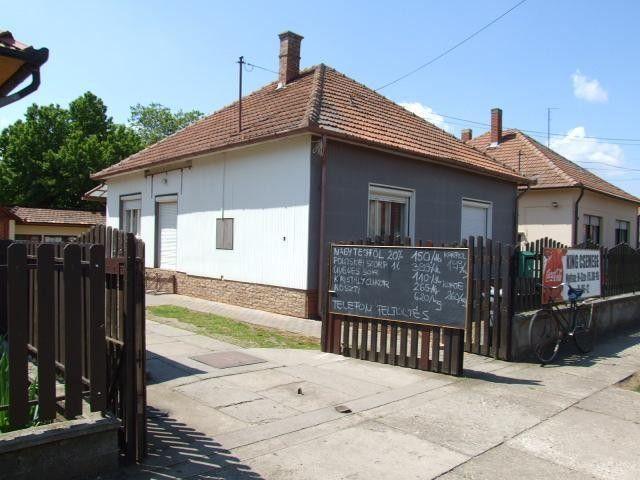 Eladó családi ház, Eleken 12 M Ft, 3 szobás