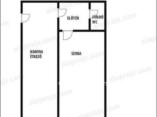 Eladó családi ház, Méhkeréken, Gárdonyi utcában 2.7 M Ft
