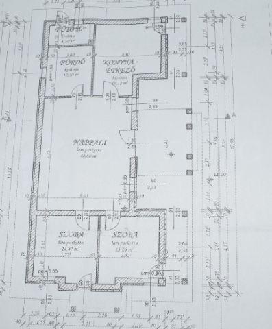 Eladó családi ház, Miskolcon 49 M Ft, 3 szobás