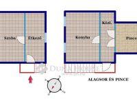 Eladó nyaraló, Zámolyon 2.99 M Ft, 1 szobás