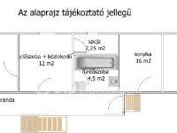 Eladó családi ház, Áporkán 15.49 M Ft, 2 szobás