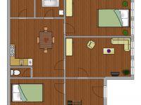 Eladó családi ház, Tolnán 14.9 M Ft, 3 szobás