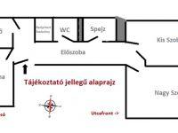 Eladó téglalakás, V. kerületben, Széchenyi utcában 73.2 M Ft