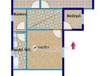 Eladó családi ház, Alibánfán 9.6 M Ft, 2 szobás