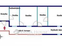 Eladó családi ház, Viszneken 5.99 M Ft, 4 szobás