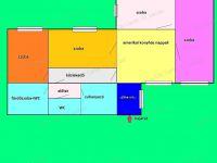 Eladó téglalakás, V. kerületben 69 M Ft, 2+3 szobás