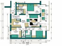 Eladó téglalakás, XIII. kerületben 71.8 M Ft, 4 szobás