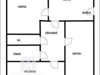 Eladó panellakás, Székesfehérvárott 21 M Ft, 1+1 szobás