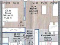 Eladó téglalakás, Szombathelyen 15.4 M Ft, 2 szobás