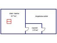Eladó téglalakás, Abdaon 30.499 M Ft, 3 szobás