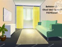 Eladó téglalakás, Kecskeméten 4.9 M Ft, 1 szobás