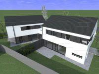 Eladó ikerház, Szegeden 57.5 M Ft, 2+3 szobás