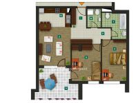 Eladó téglalakás, Győrött 44.5 M Ft, 3 szobás