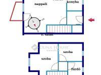 Eladó téglalakás, Aszódon 28.8 M Ft, 1+2 szobás