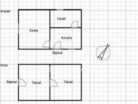 Eladó nyaraló, Sümegen 10.7 M Ft, 1 szobás