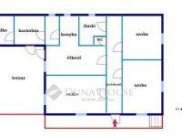 Eladó családi ház, Áporkán 21.9 M Ft, 3 szobás