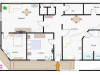 Eladó téglalakás, Szombathelyen 24.9 M Ft, 3 szobás