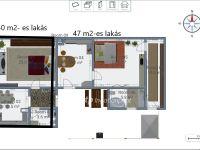 Eladó családi ház, Pécsett 16 M Ft, 2+1 szobás