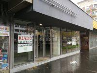 Kiadó üzlethelyiség, Pécsett, Nagy Lajos király útján