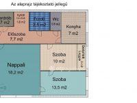 Eladó panellakás, XV. kerületben 28.9 M Ft, 2+1 szobás