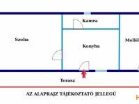 Eladó családi ház, XXI. kerületben, Szent István úton 24.5 M Ft