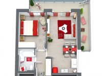 Eladó téglalakás, XI. kerületben 49.9 M Ft, 2 szobás