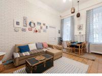 Eladó téglalakás, VI. kerületben 52.9 M Ft, 3 szobás