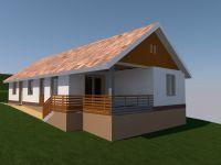Eladó családi ház, Verőcén 48.5 M Ft, 3 szobás