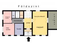 Eladó családi ház, Harkán 19.9 M Ft, 7 szobás