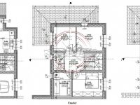 Eladó ikerház, Szegeden 59.9 M Ft, 3+3 szobás