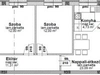 Eladó Téglalakás Budapest IV. kerület Attila utca